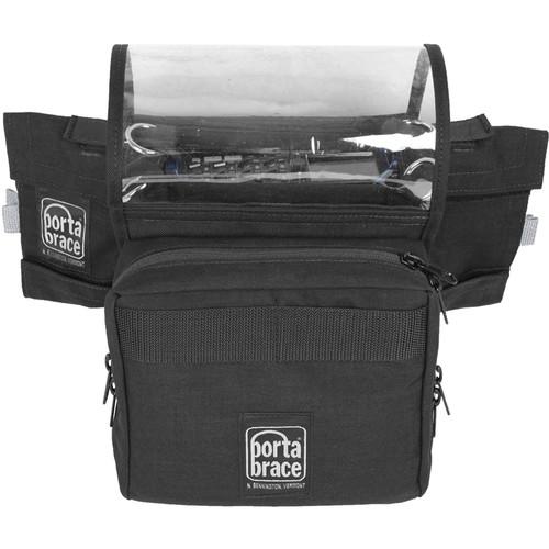 Porta Brace AR-Z8XC Carrying Case for Zoom F8 Audio Recorder (Black)