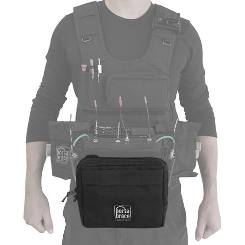 Porta Brace Detachable Padded Pouch for Audio Tactical Vest