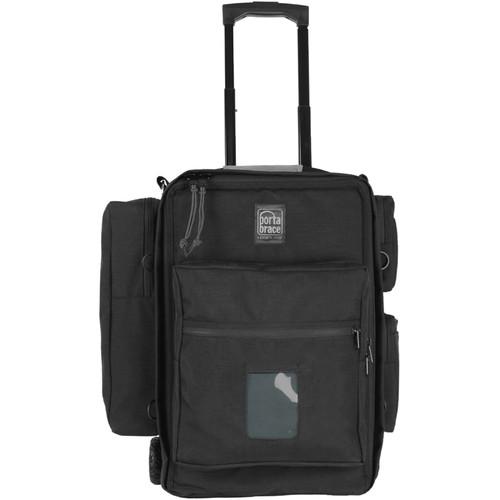 Porta Brace BK-2NROR Backpack Camera Case with Wheels