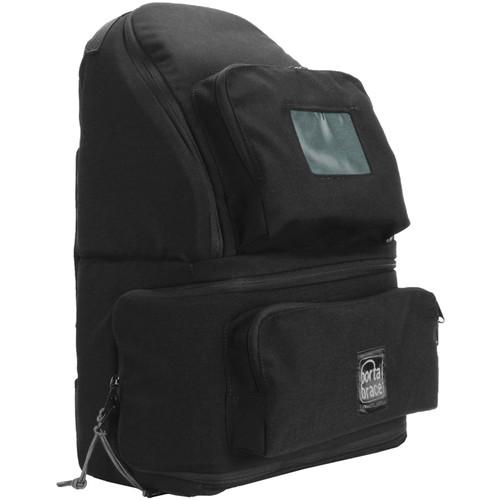 Porta Brace BK-5DMARKIV Backpack and Sling-Style Case for Canon 5D Mark IV (Black)