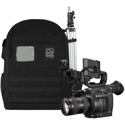 Porta Brace Backpack for Canon EOS C200