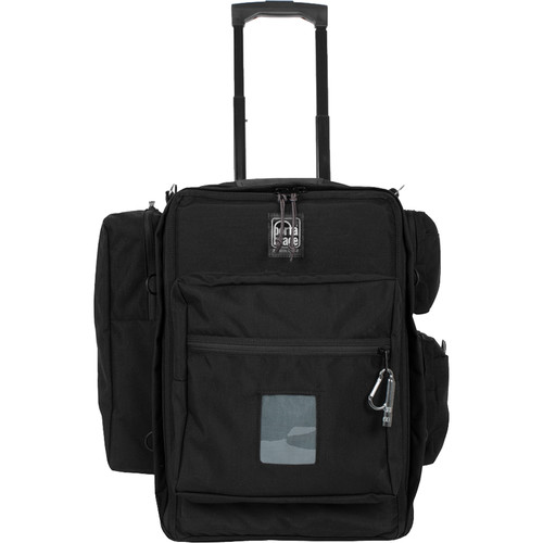 Porta Brace Wheeled Video Backpack Case for Canon C200