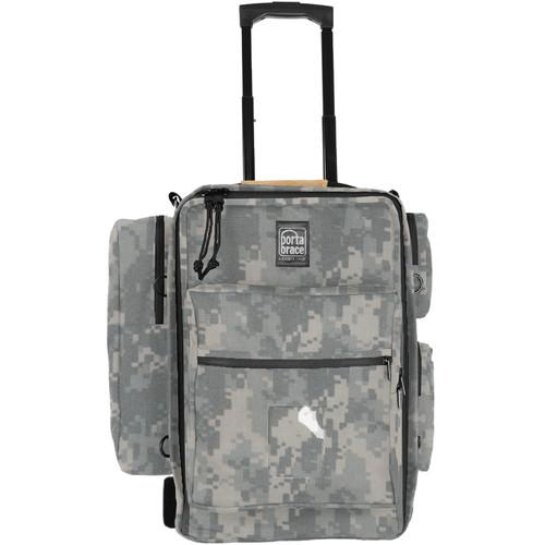 PortaBrace Wheeled Rigid-Frame Backpack for C300 (Digi Camo)