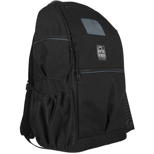 PortaBrace Backpack for Nikon D780 and Accessories (Black)
