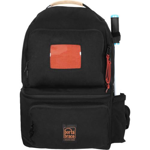 Porta Brace BK-D810 Backpack and Sling-Style Case for Nikon D810 (Black)
