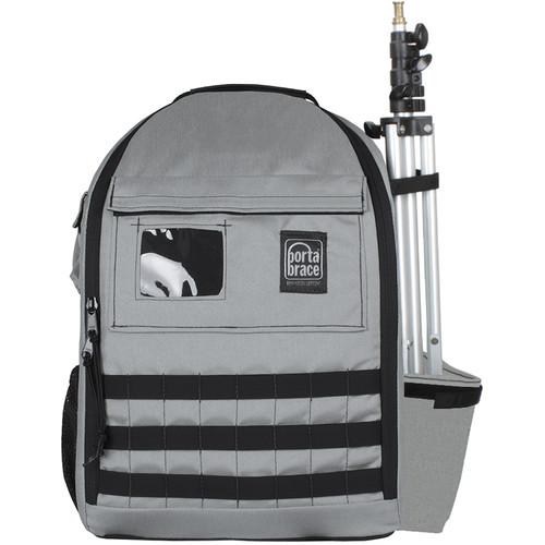 Porta Brace Backpack for Universal DSLR Set-Ups (Platinum)