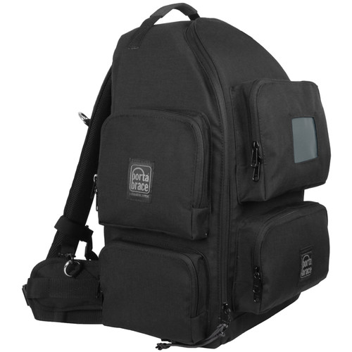 Porta Brace Backpack Carrying Case with Slinger Strap System for Panasonic AU-EVA1
