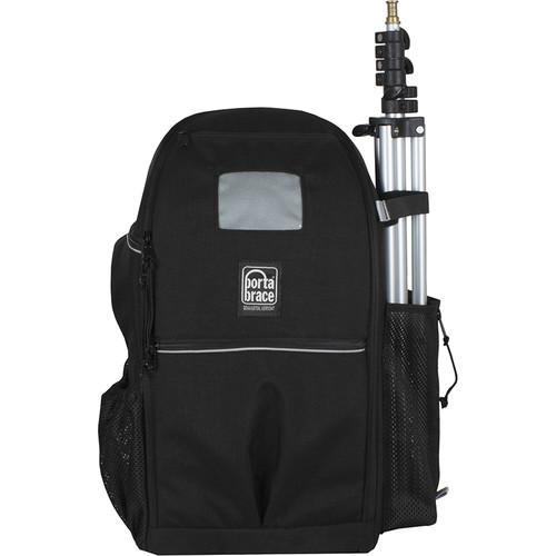 Porta Brace Backpack Camera Case for Panasonic GH5 (Black)