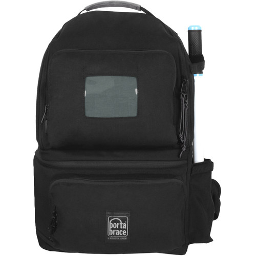 Porta Brace Camera Hive Backpack & Slinger (8 Lens Cups) (Black)