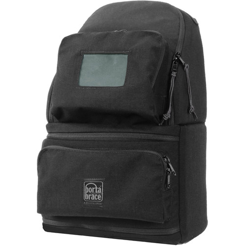 Porta Brace Camera Hive Backpack & Slinger (12 Lens Cups) (Black)