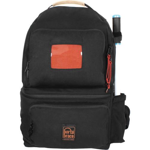 Porta Brace Camera Hive Backpack & Slinger (2 Lens Cups) (Black)