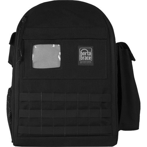 Porta Brace Backpack for DJI Phantom2/3/4 Quadcopters (Black)