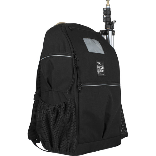 Porta Brace Backpack for Sony RX10 Camera and Accessories (Black)