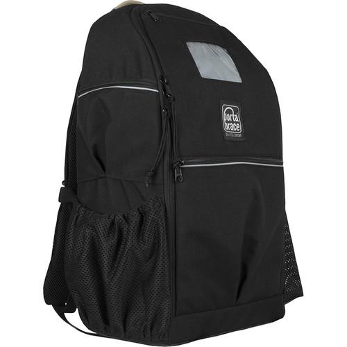 Porta Brace Backpack with Semi-Rigid Frame for Canon XA35 (Black)