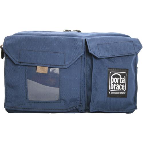 Porta Brace BP-3PL Pouch for the BP-3 Belt Pack (Large, Blue)