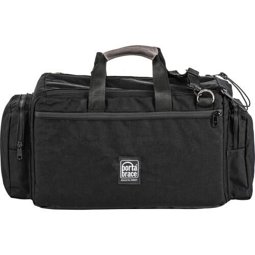 Porta Brace Semi-Rigid Cargo-Style Camera Case (Black)