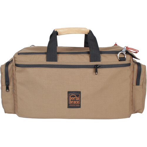 Porta Brace Semi-Rigid Cargo-Style Camera Case (Tan)