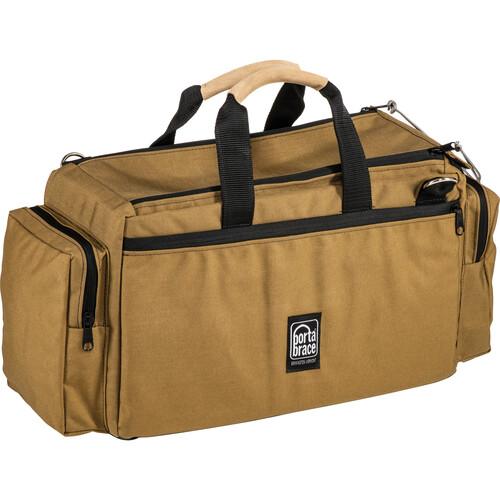 PortaBrace Semirigid Cargo-Style Camera Case (Tan)