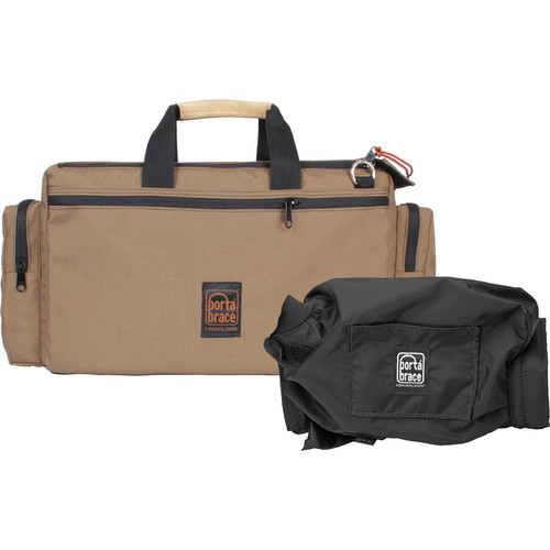 Porta Brace CAR-2CAMQS Cargo Case Camera Edition M2 Quick-Slick Package (Tan)