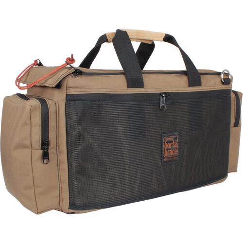 Porta Brace CAR-2CAMQS Cargo Case Camera Edition M2 Quick-Slick Package (Tan)