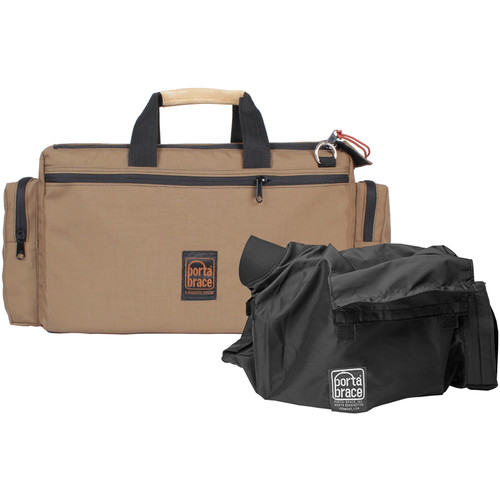 Porta Brace CAR-2CAMQS Cargo Case Camera Edition M4 Quick-Slick Package (Tan)