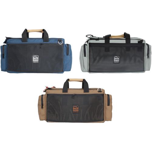 PortaBrace Cargo Case Camera Edition 3-Pack (Blue, Platinum, Tan)