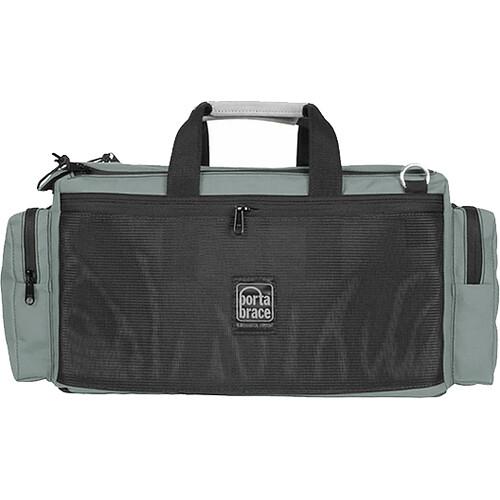 PortaBrace Semirigid Cargo-Style Camera Case (Platinum)