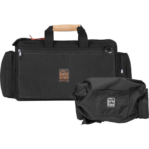 PortaBrace CAR-2CAMQS Cargo Case Camera Edition M2 Quick-Slick Package (Black)