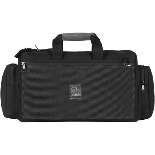 Porta Brace CAR-2CAMQS Cargo Case Camera Edition M4 Quick-Slick Package (Black)