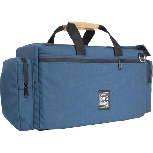 Porta Brace Semi-Rigid Cargo-Style Camera Case (Blue)