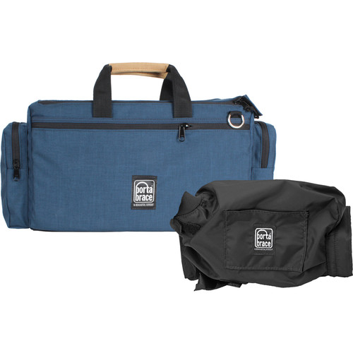 Porta Brace CAR-2CAMQS Cargo Case Camera Edition M2 Quick-Slick Package (Blue)