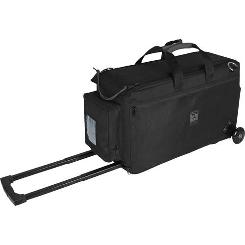 Porta Brace Dual-Zipper Wheeled Semi-Rigid Case for BMPCC 4K & 6K