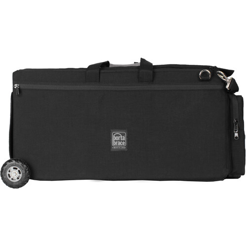 Porta Brace CAR-4CAMOR Cargo Camera Case with Wheels