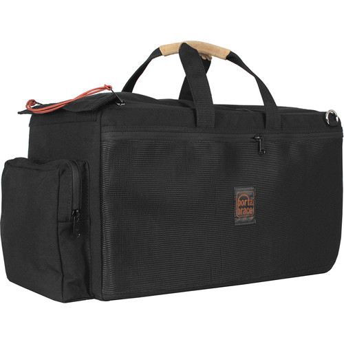 PortaBrace Lightweight Cargo Case for Panasonic AG-AC8, Lenses, and Accessories