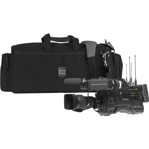 Porta Brace Lightweight Padded Carrying Case with Semi-Rigid Frame for JVC Connected Camera
