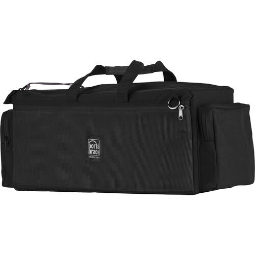 Porta Brace Lightweight Cargo Case with Semi-Rigid Frame for JVC Connected Camera (Black)