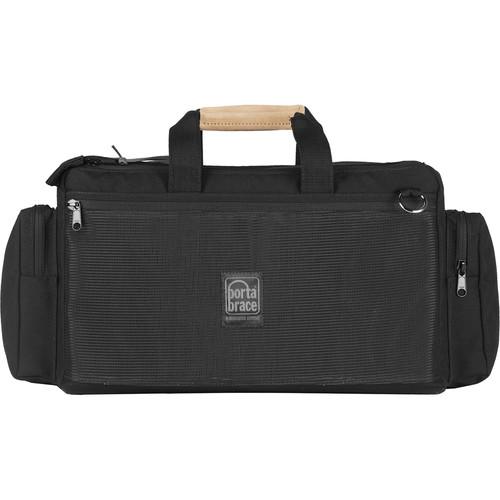 Porta Brace Cargo Case for Panasonic Lumix S1 Camera (Black)