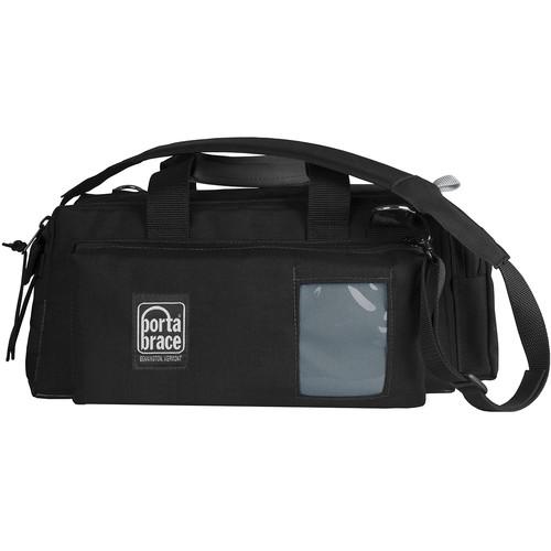 Porta Brace Dual Zipper Carrying Case for Sigma FP Mirrorless Camera (Black)