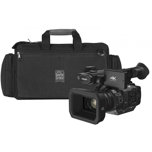 Porta Brace Carrying Case for Panasonic AG-UX180 Camcorder