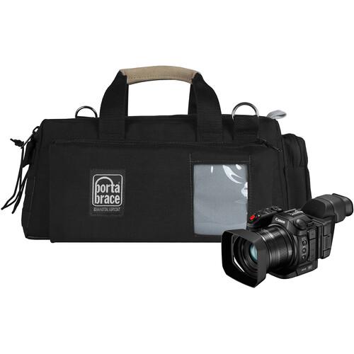 PortaBrace Semi-Rigid Lightweight Camera Case for Canon XC15 (Black)