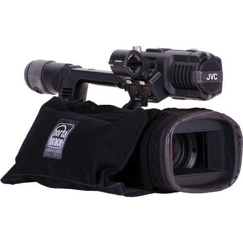 Porta Brace Camera Body Armor for the JVC GY-HM600U ProHD Camcorder (Black)