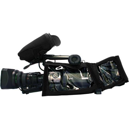 Porta Brace CBA-HM700B Camera BodyArmor Camera Case for JVC GY-HM 700-Series