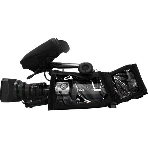 Porta Brace Camera Body Armor for JVC GY-HM850 Camcorder (Black)