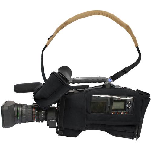 Porta Brace CBA-HPX2000B Camera BodyArmor for Panasonic AJ-HPX2000/2001 (Black)