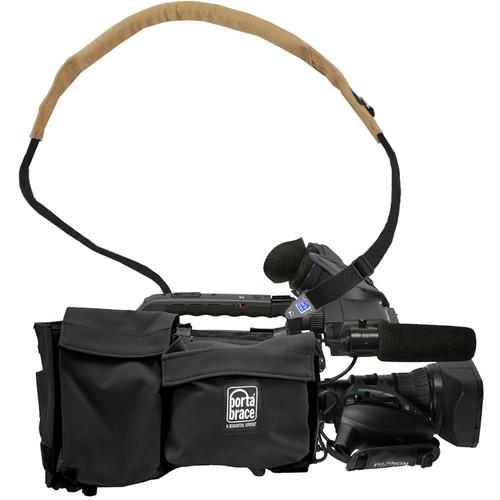 Porta Brace CBA-HPX370B Camera BodyArmor for Panasonic AG-HPX370 (Black)