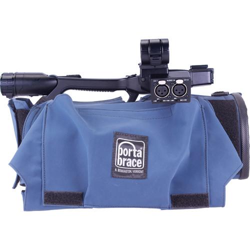 Porta Brace CBA-PMW200 Camera Body Armor for the Sony PMW-200 Camcorder (Blue)