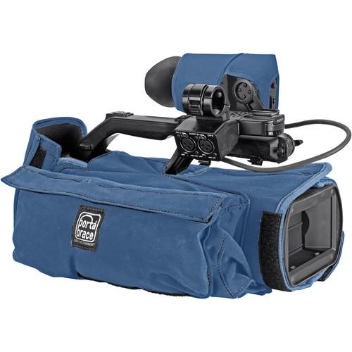 Porta Brace CBA-PMW300B Camera Body Armor for Sony PMW-300 Camcorder (Blue)