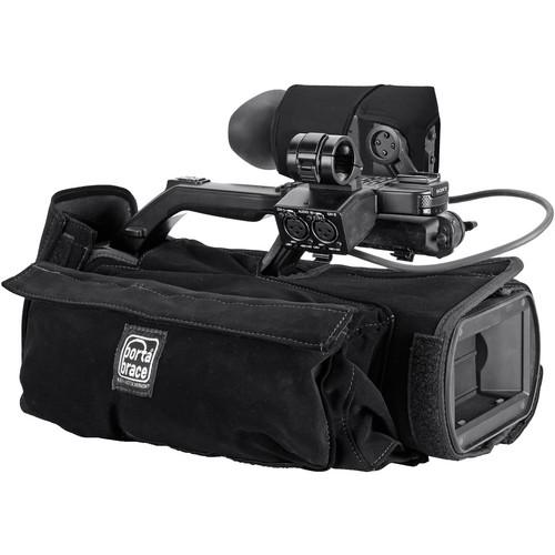 Porta Brace CBA-PMW300B Camera Body Armor for Sony PMW-300 Camcorder (Black)