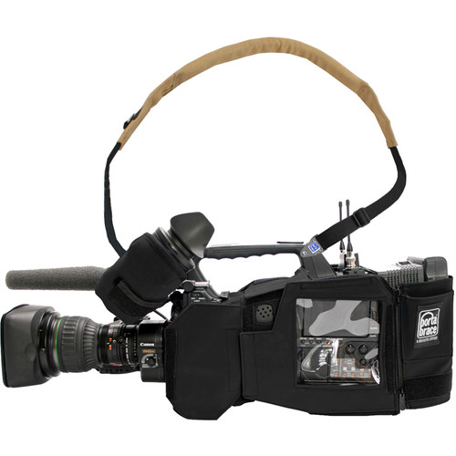 Porta Brace Camera Body Armor for Sony PMW-320 (Black)
