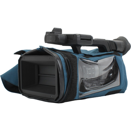 Porta Brace CBA-PX270 Camera Body Armor for Panasonic AJ-PX270 Camera (Blue)